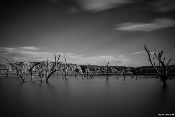 Photograph - Lonely Waters by Jeff Niederstadt