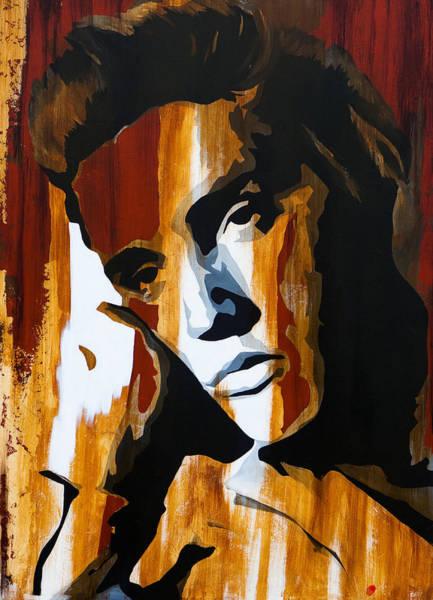Wall Art - Painting - Lonesome Tonight by Brad Jensen