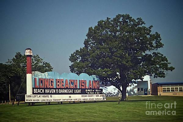 Photograph - Long Beach Island by Mark Miller