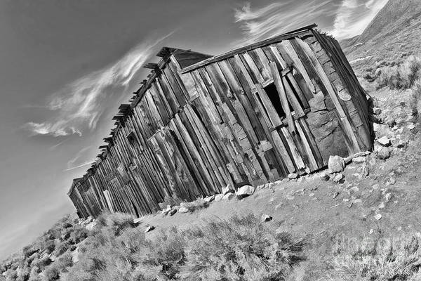 Photograph - Long Bodie Building by Blake Richards