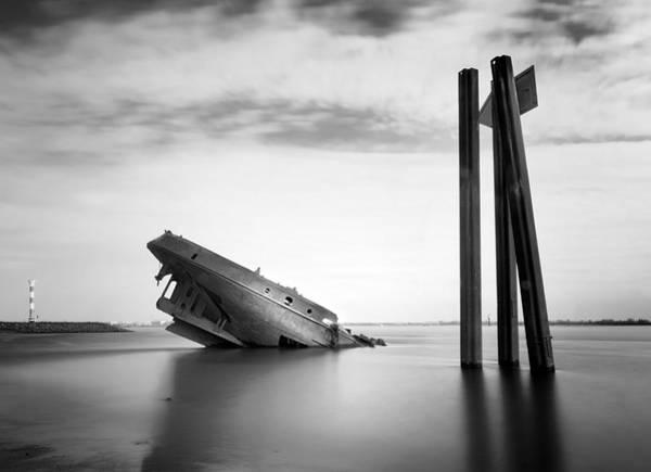 Photograph - Long Forgotten by Marc Huebner