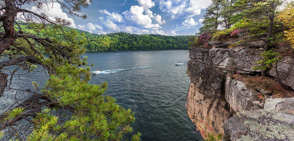 Photograph - Long Point At Summersville Lake by Mary Almond