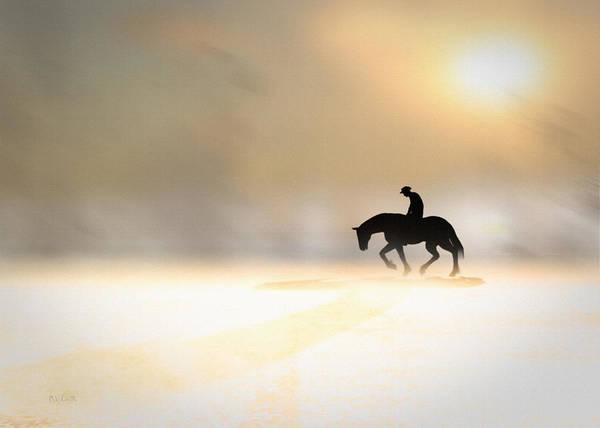 Photograph - Long Ride Home by Bob Orsillo