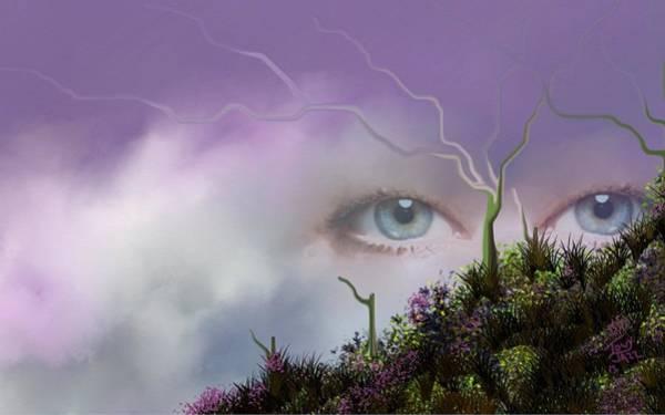Digital Art - Look Of Love by Tony Rodriguez