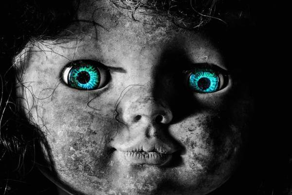 Chucky Wall Art - Photograph - Looking At You Kid by JC Findley