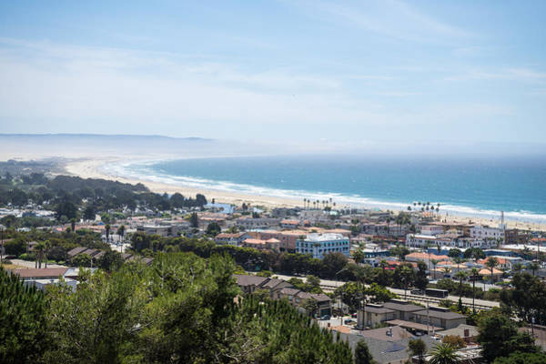 Photograph - Looking Down On Pismo Beach by Priya Ghose