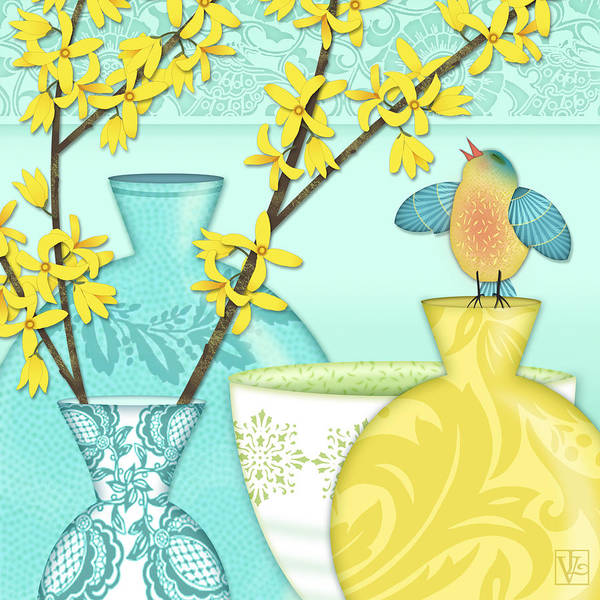 Looking For Spring Art Print