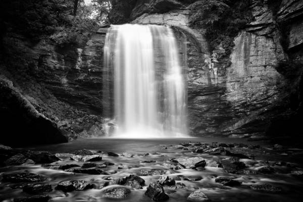Photograph - Looking Glass Falls Number 20 by Ben Shields