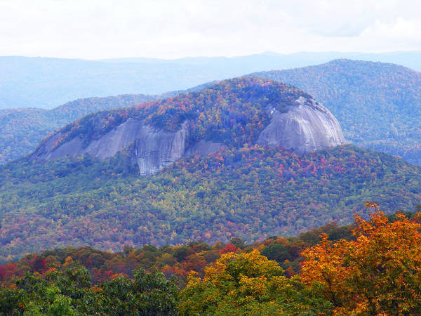 Photograph - Looking Glass Rock 2 by Duane McCullough