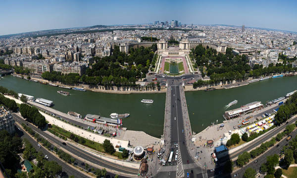 Wall Art - Photograph - Looking Over Paris by Keith Hutchings