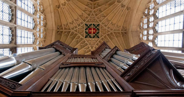 Photograph - Looking Up In Bath by Jenny Setchell