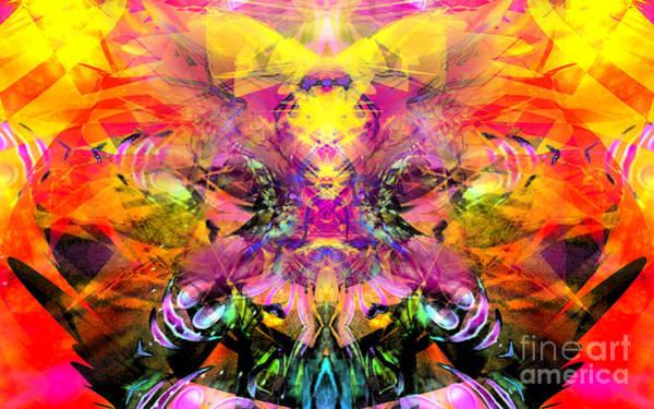 Essence Digital Art - Looking Within by Aeres Vistaas