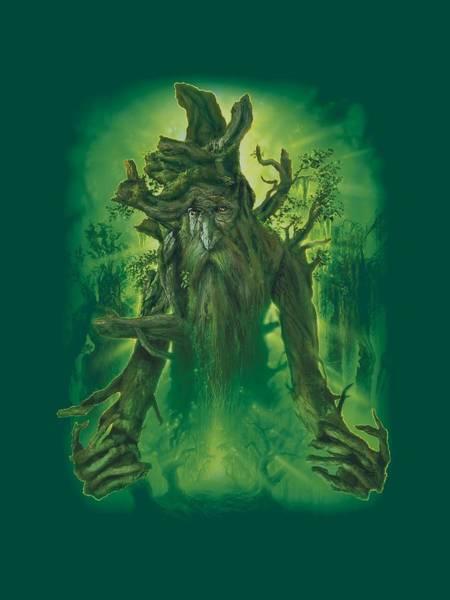 Wall Art - Digital Art - Lor - Treebeard by Brand A