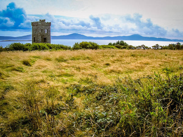 Photograph - Lord Bandon's Tower In Ireland's County Cork by James Truett