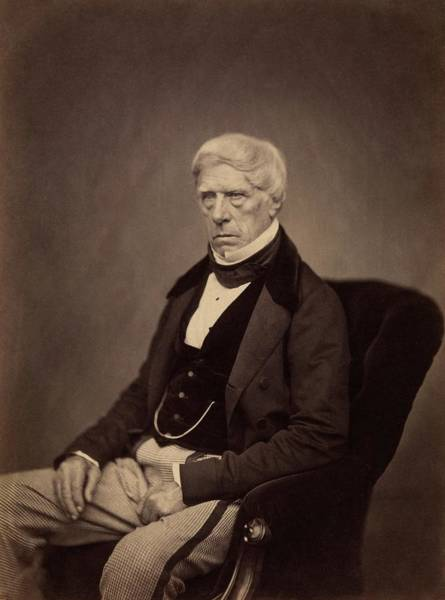 Baron Photograph - Lord Brougham by Royal Institution Of Great Britain / Science Photo Library