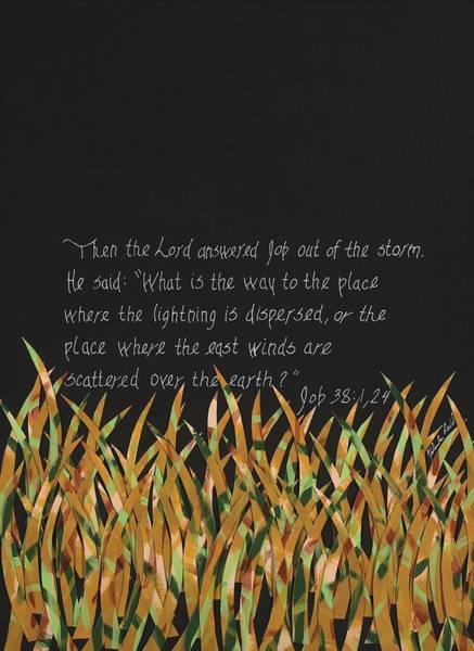 Lordof The Elements - Wind Art Print