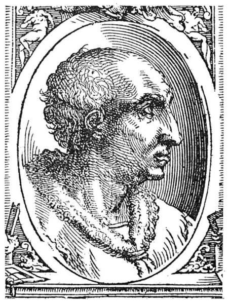 Painting - Lorenzo Ghiberti by Granger