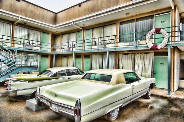 Wall Art - Photograph - Lorraine Hotel Room 306 by Stephen Stookey