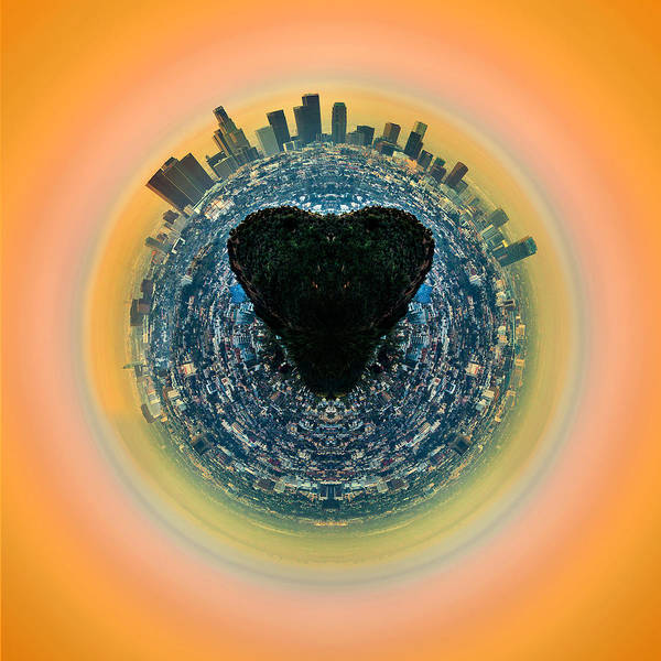 Wall Art - Photograph - Love La by Az Jackson