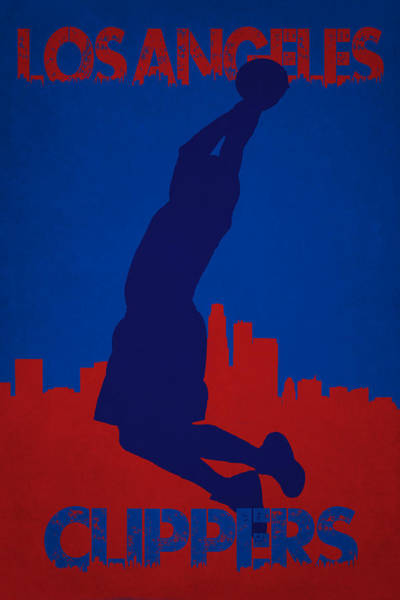 Clipper Wall Art - Photograph - Los Angeles Clippers Blake Griffin by Joe Hamilton