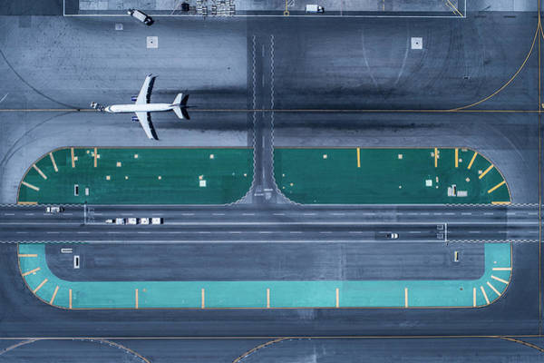 Lax Photograph - Los Angeles International Airportlax by Michael H