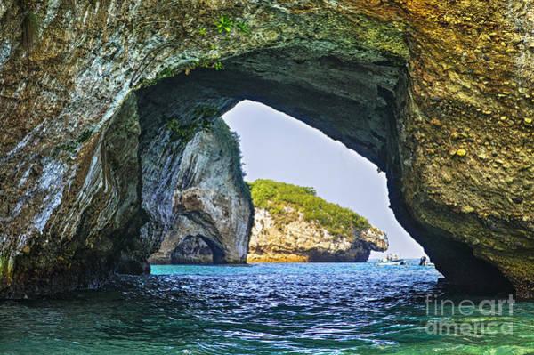Photograph - Los Arcos Marine Park by Elena Elisseeva