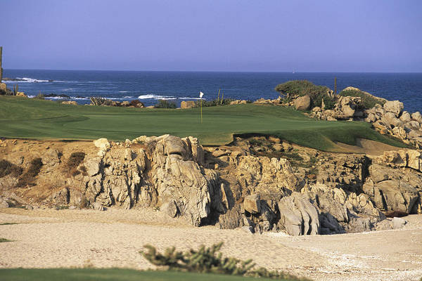 Dom Wall Art - Photograph - Los Cabos, Hole 17 by Dom Furore