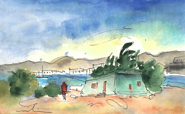 Painting - Los Cristianos 01 by Miki De Goodaboom