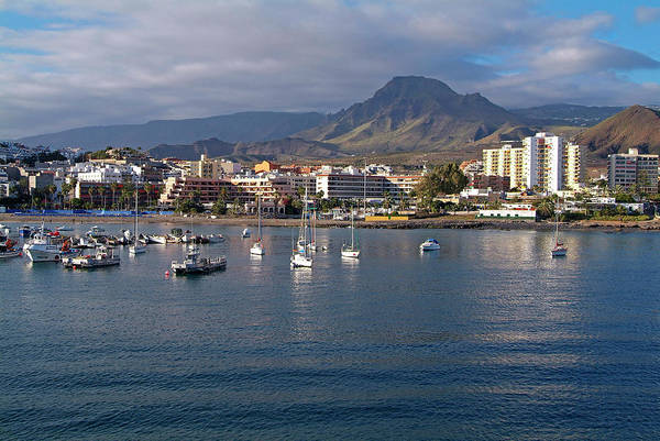 Tenerife Photograph - Los Cristianos, Tenerife, Canary Islands by Hans-peter Merten