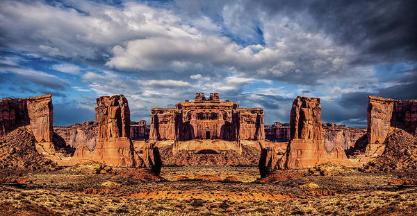 Wall Art - Photograph - Lost City Of Gold by Ron Jones