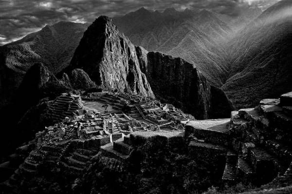 Wall Art - Photograph - Lost City Of The Incas by Alejandro Fern?ndez Mu?oz