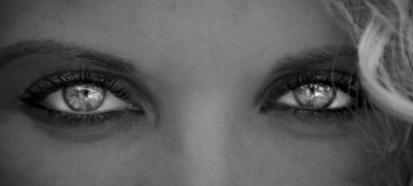 Photograph - Lost In Her Eyes by Sotiris Filippou