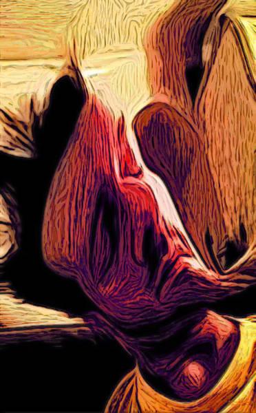 Digital Art - Lost In Thought by Matt Lindley