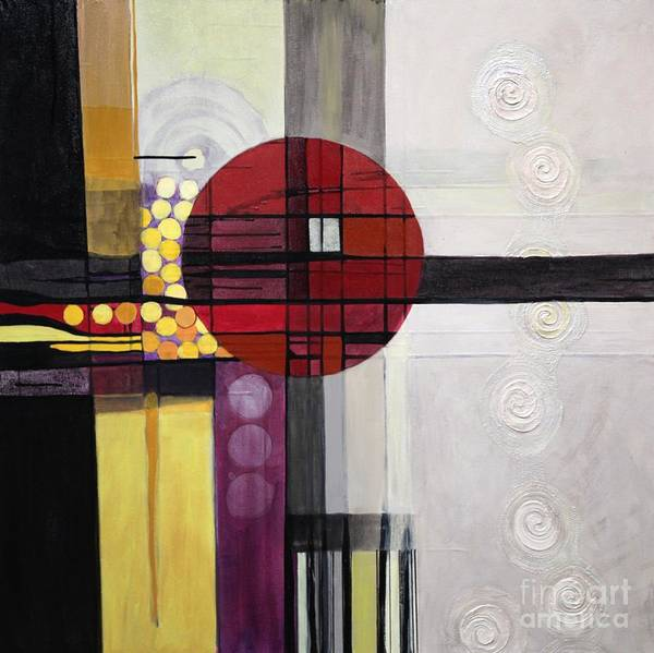 Painting - Lost My Marbles by Marlene Burns