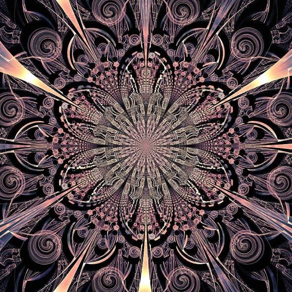 Digital Art - Lotus Gates by Anastasiya Malakhova
