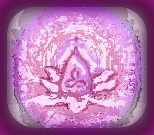 Wiese Digital Art - Lotus Prana Puuwai by Wendy Wiese