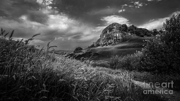 Ayrshire Photograph - Loudoun Hill by John Farnan