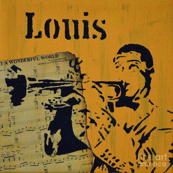 Louis Art Print