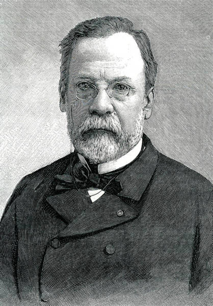 Wall Art - Photograph - Louis Pasteur by Collection Abecasis/science Photo Library