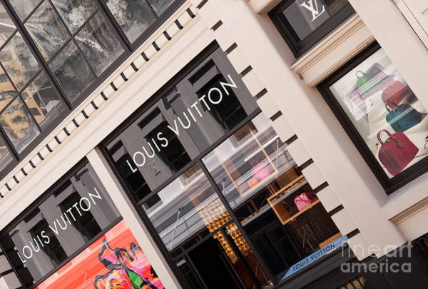 Louis Vuitton 02 Art Print