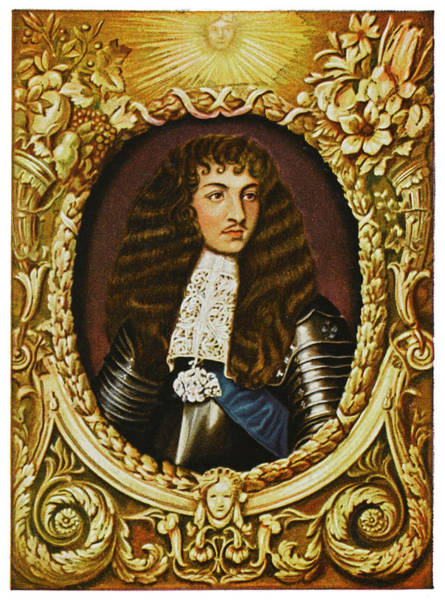 1715 Drawing - Louis Xiv 'le Roi Soleil'  King by Mary Evans Picture Library