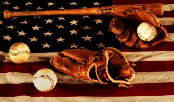 Day Dream Photograph - Louisville Slugger by Dan Sproul