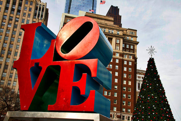 Photograph - Love At Christmas by Alice Gipson