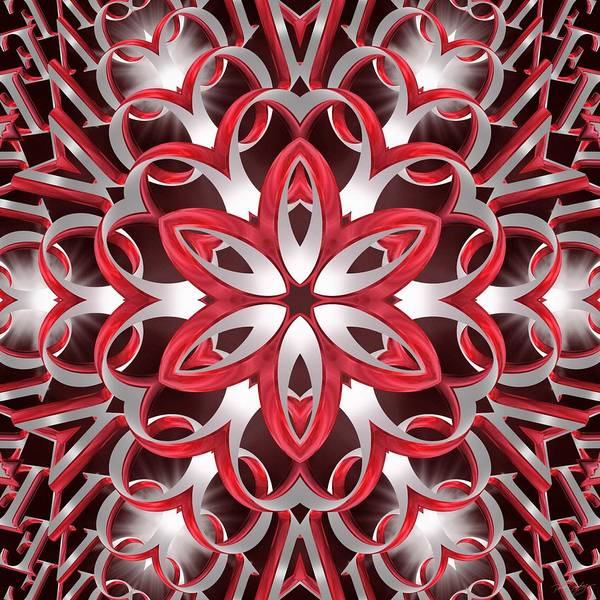 Digital Art - Love Blossoms by Derek Gedney