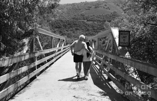 Photograph - Love Bridge by James B Toy