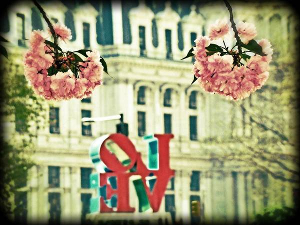 Photograph - Love In The City Three by Alice Gipson