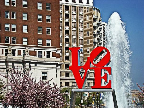 Photograph - Love In The City Two by Alice Gipson