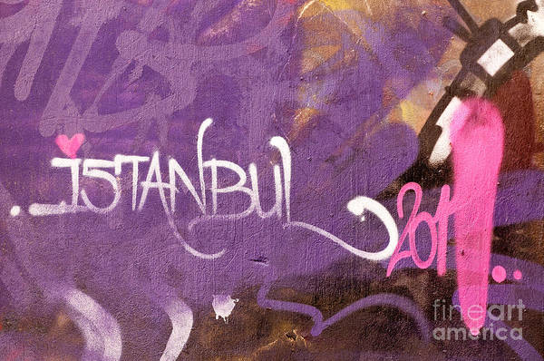 Photograph - Love Istanbul 01 by Rick Piper Photography