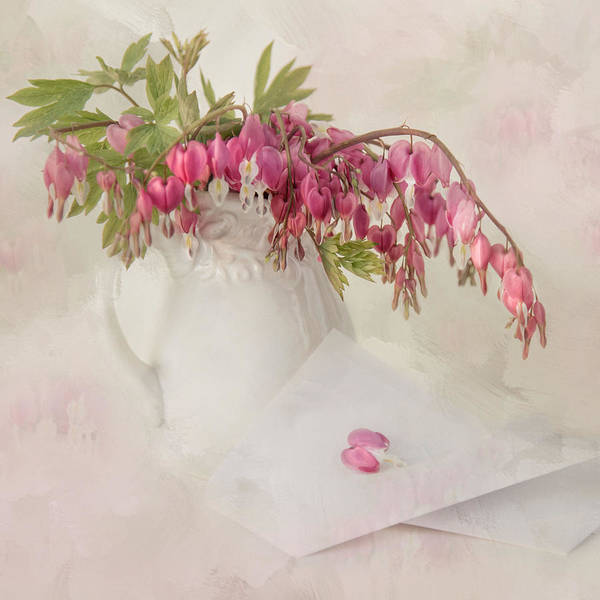 Photograph - Love Letter by Robin-Lee Vieira