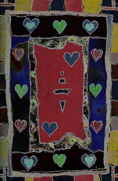 Love Ornament - V2 -  Art Print